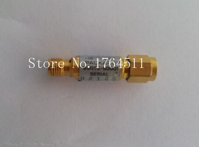 [BELLA] ORIGINAL Agilent 85053-60001 DC-26.5GHZ 20dB 3.5mm Coaxial Fixed Attenuator