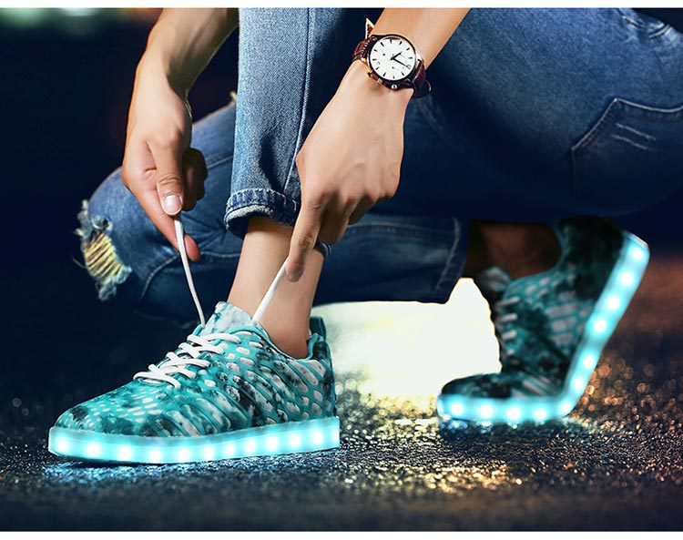 Led Sneakers Mistery 17