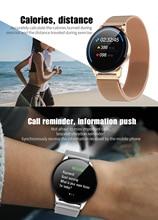Get more info on the S16 Smart Watch Men Women Running Heart Rate Monitor Bluetooth Pedometer Touch Intelligent Sports Smartwatch Women Men
