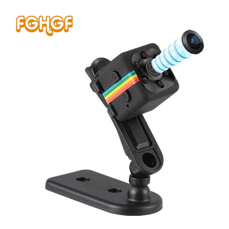 FGHGF SQ11 Mini 1080 P Kamera 12MP Nachtsicht Camcorder Video Recorder Sport kamera Mini HD DV Cam Mit Tf-einbauschlitz USB SQ 11