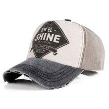 Vintage Women's Cap Baseball Hat Sport Cap Trucker Adjustable Cap Hat