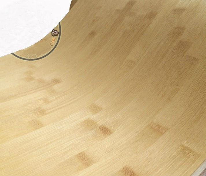 Image 2 - 2 أجزاء/وحدة 40x250 سنتيمتر مصباح زينة القشرة الطبيعي الغازية شقة ضغط الخيزران الجلد-في إكسسوارات الأثاث من الأثاث على AliExpress