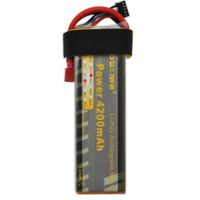 You&me AKKU LiPo RC Battery 14.8V 4200MAH 35C For Helicopter Cars Airplane