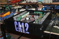 CLASS H high audio professional power amplifier CA12