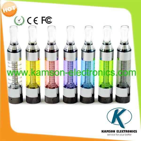 5PCS/LOT 2.4ml relpacement T3S electronic cigarette atomizer  ego MT3 H2 electronic cigarette clearomizer e cigarette atomizer