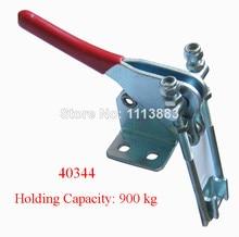 цена на Heavy Duty Latch Type Toggle Clamp 40344 Holding Capacity 900KG 1984LBS