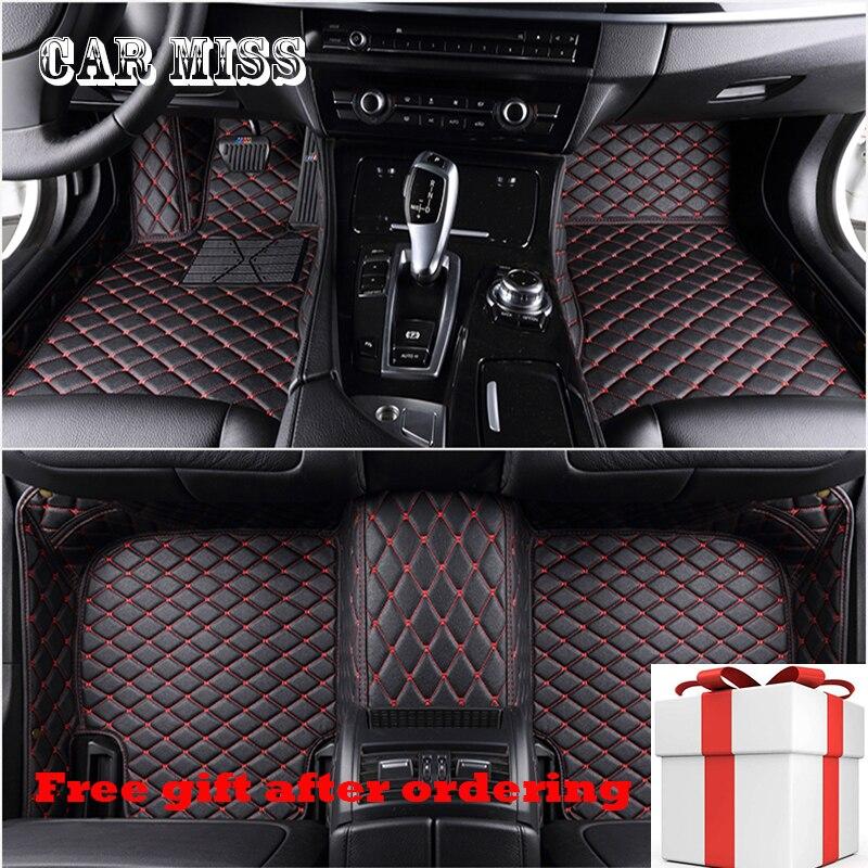 Tapis de sol de voiture sur mesure pour porsche cayenne 955 tous les modèles Cayman Macan Panamera Boxster 718 911 auto accessoires tapis de voiture