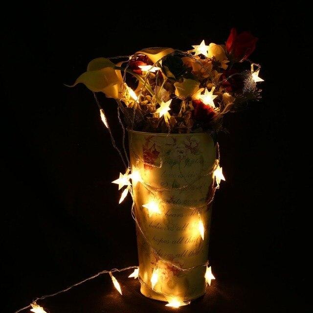 45m romantic fairy star light bar 28 led electric string light 45m romantic fairy star light bar 28 led electric string light christmas tree light for aloadofball Choice Image