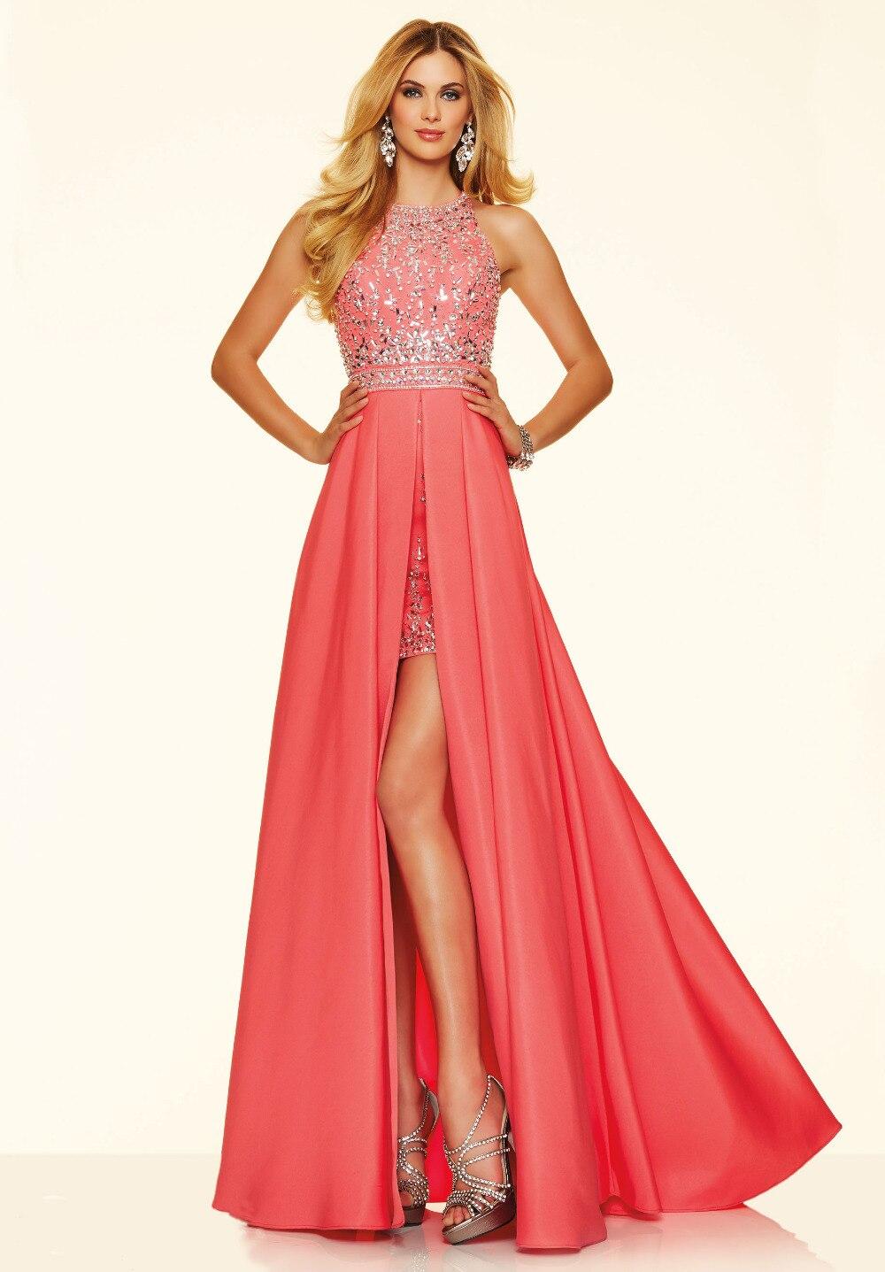 popular peach mermaid prom dressesbuy cheap peach mermaid