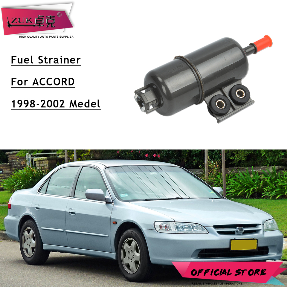 hight resolution of zuk high quality fuel filter fuel strainer for honda civic es 2001 2002 accord 1998