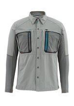 2016 New Simms Men Taimen Tricomp LS Shirt Brand Quick-dry G4 Shirt Outside UPF50 USA Plus Size M-2XL Shirts camisa masculina
