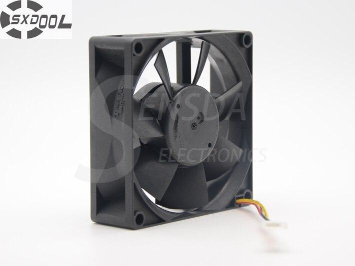 SXDOOL Brand New CA1530H01 80MM MMF-08G24DS RC4 80*80*25 mm DC 24V 0.10A server Cooling Fan женские брюки brand new a g 2015 25