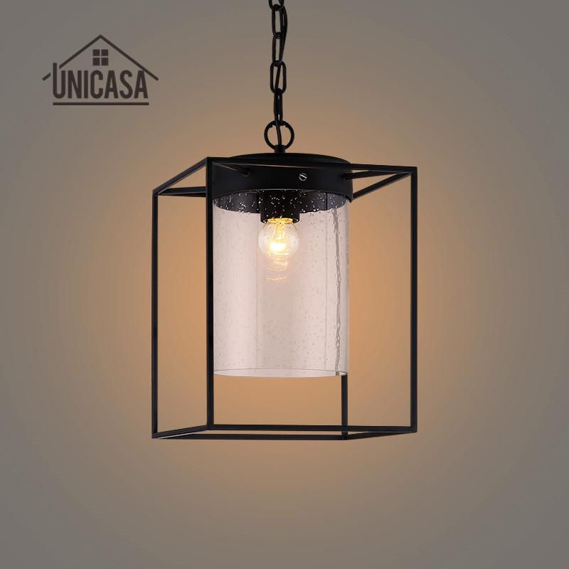 Glas Pendelleuchte Jahrgang Industrielle Beleuchtung Wohnzimmer Lampen Hotel Kche Insel Led Leuchten Antike Anhnger Deckenleuchte