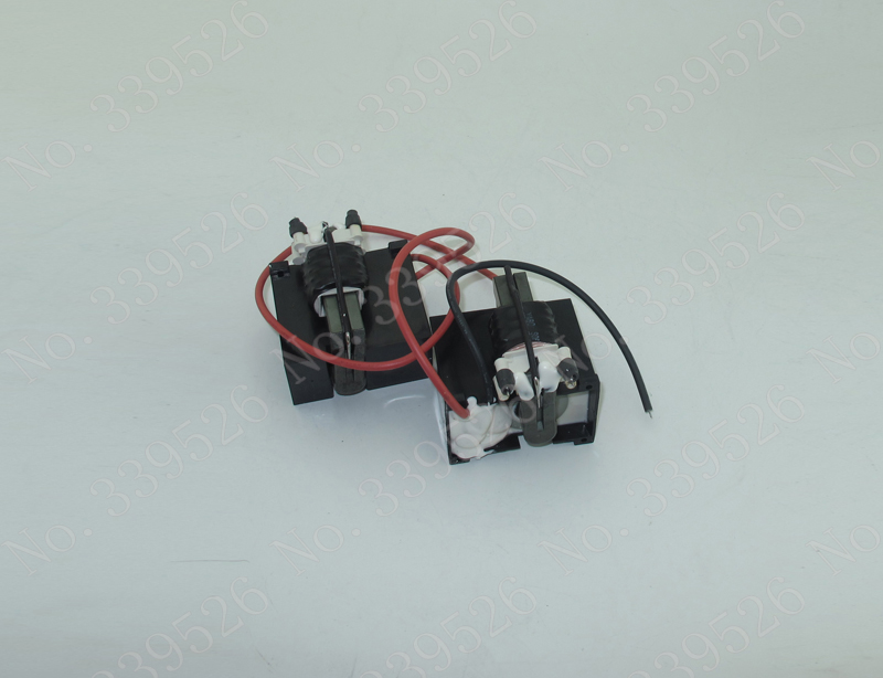 high voltage transformer /coil /flash back for 150w yueming power supply high voltage flyback transformer for co2 50w laser power supply
