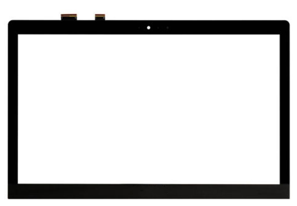 For ASUS Q551 Q551L Q551LA NEW 15.6 Touch Screen Digitizer FP-TPAY15611A-01X with frame 15 6 for asus q551l q502l laptop touch screen glass replacement digitizer fp tpay15611a 01x