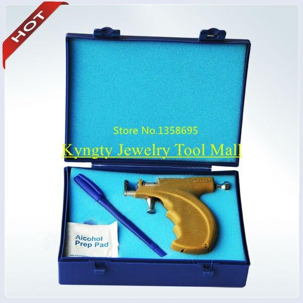 Ear Piercing Pistol Gun Jewelry Tools Without pain Correspond to earrings hole Ear-piercing device