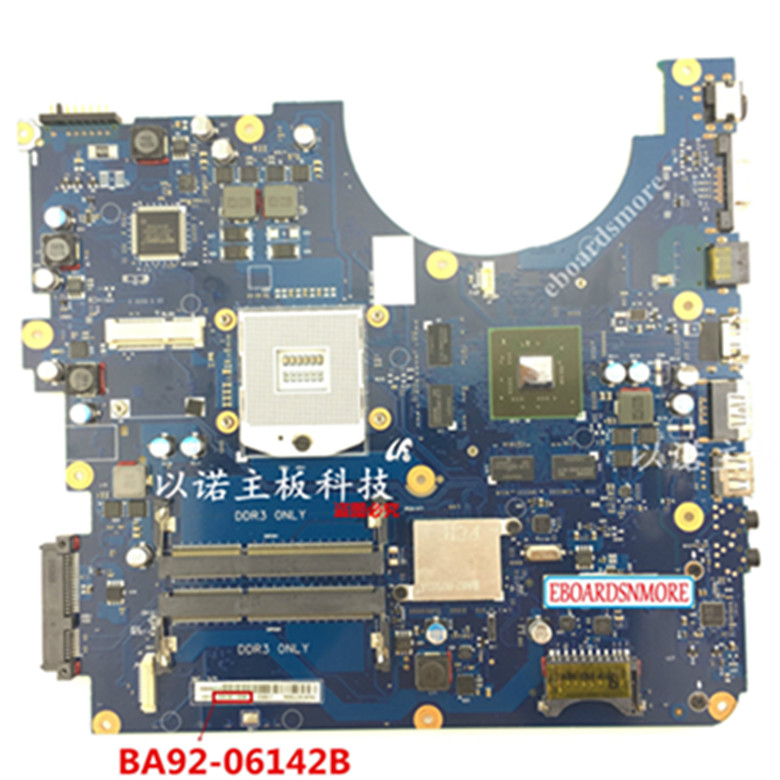 For Samsung R580 NP-R580 Laptop Motherboard BA41-01175A BA92-06128A BA92-06128B,SHELI store keyboard for samsung np r578 np r580 np r590 np e852 np r578 r580 r590 e852 npr578 npr580 npr590 npe852 original engraved to ru