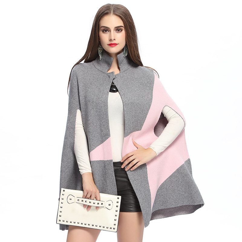Dependable Woolen Women Cloak Coat 2018 New Raincoat Autumn Winter Fashion Cardigan Female Shawl Poncho Long Wool Coats Womens Clothes Nourishing The Kidneys Relieving Rheumatism Home