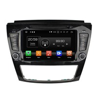 4GB RAM 32GB ROM Octa Core 2 din 8 Android 8.0 Car Radio DVD GPS Navigation for JAC S5 Car Stereo WIFI Bluetooth USB DVR