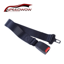 71.5cm New Arrival Auto Car Safety Seat Belt Seatbelt Extender Extension Longer Black