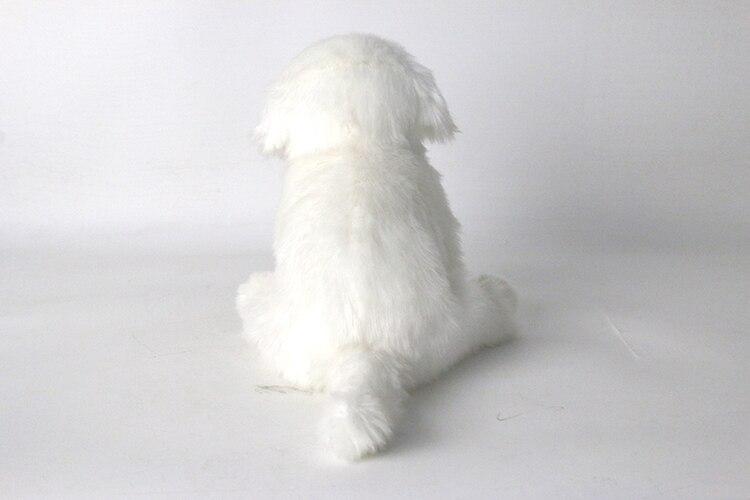 bonito filhote de cachorro de pelúcia kawaii