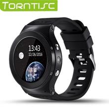 Torntisc S99 Bluetooth Reloj Teléfono Inteligente 512 MB + 4 GB MTK6580 Smartwatch Apoyo Nano Tarjeta SIM WIFI GPS Google mapa de Google Voice
