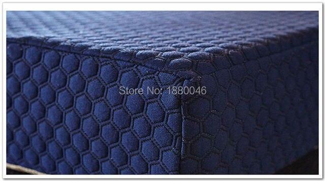 200*150*7cm Memory mattress slow rebound space memory cotton sponge bed mat mattress thickening customize Upgrade slip tasteless