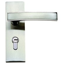Wholesale- Zinc Alloy Lever Handle door lock D160-0501DNFree Shipping