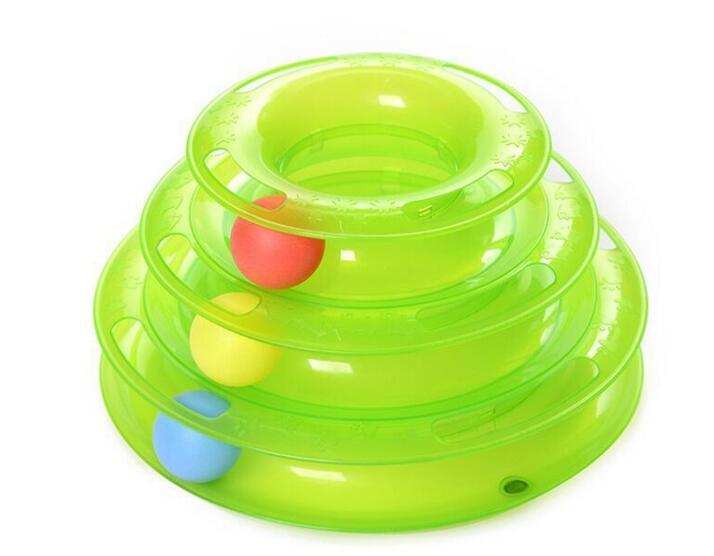 ④Nuevos juguetes para mascotas para perro gato jugar disco nuevo ...