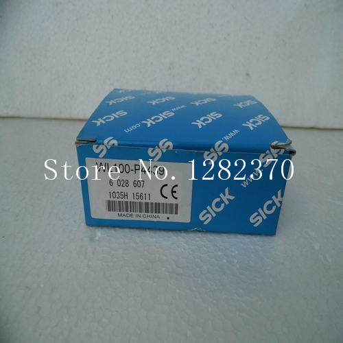 [SA] new original authentic spot SICK sensor WT100-P4430 --2PCS/LOT [sa] new original authentic special sales sick shike guang electric switch mhl15 p2236 spot 2pcs lot