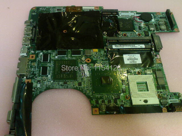 US $68 0 |Original for HP for PAVILION DV9000 series 434659 001 DDR2 945PM  NON INTEGRATED laptop motherboard-in Computer Cables & Connectors from