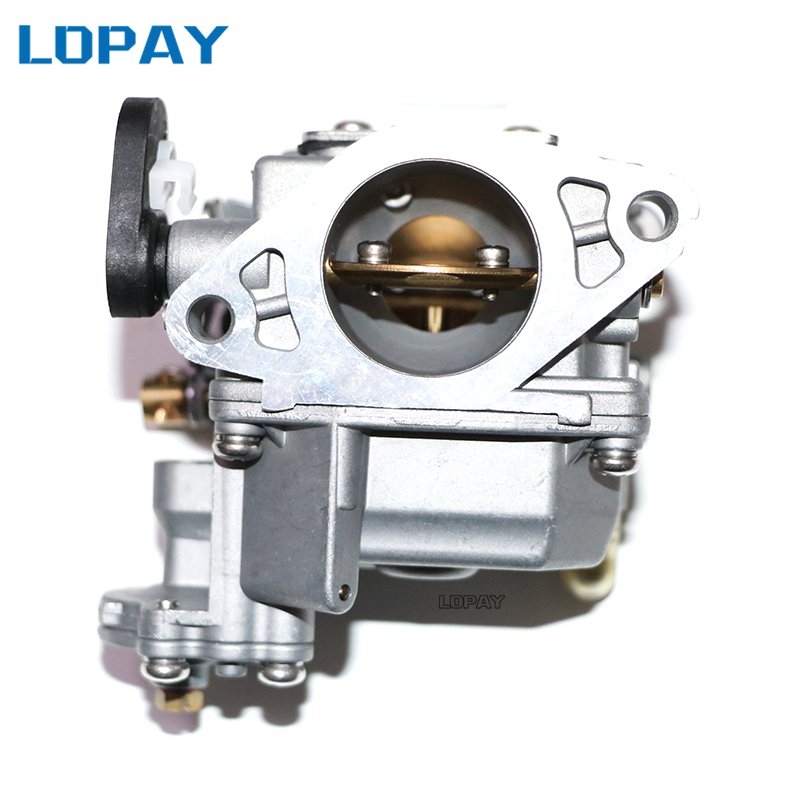 Carburetor assy 66M 14301 12 00 for Yamaha 4 stroke 15hp F15 electric start outboard engine