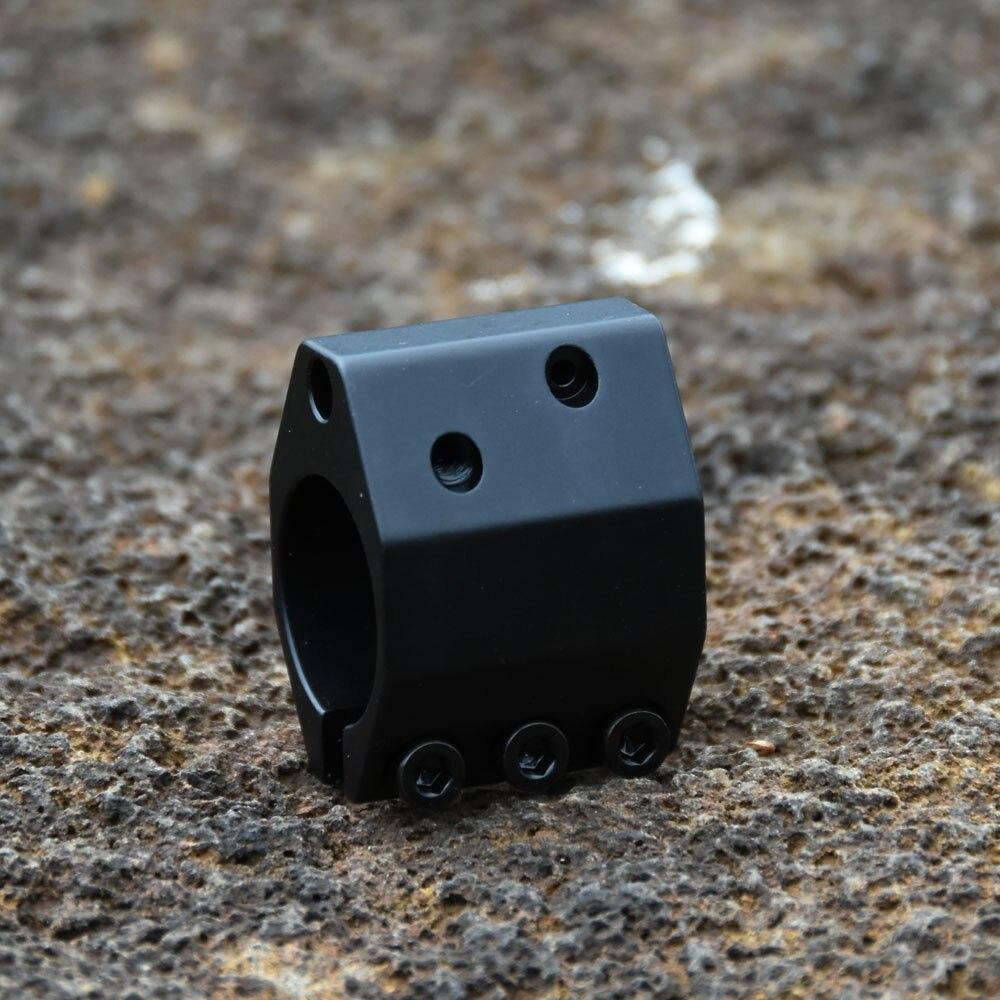 Tactical Steel Gas Block Low Profile Set Screw 0 750 Inch Inside Diameter Adjustable 750 Gas