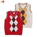 AD Quente Meninos Meninas Blusas Coletes Blusas Pulôveres de Inverno das Crianças para As Crianças Roupas de Qualidade Roupas 2 Cores 4-14Y