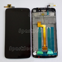 5 5 LCD Frame For Alcatel One Touch Idol 3 6045 OT6045 6045Y LCD Display Touch