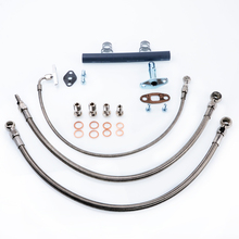 Kinugawa Turbo Oil and Water Line Kit for Nissan RB30 VL w/ Factory T3