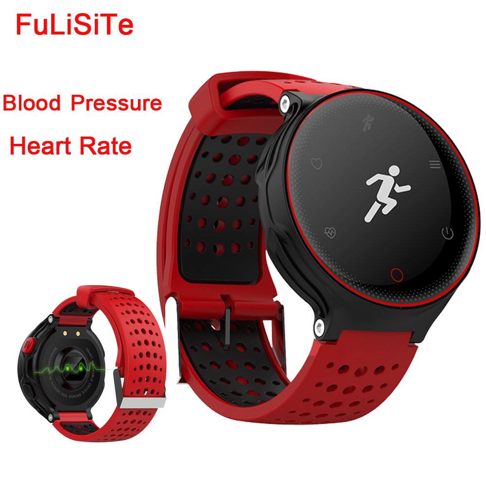 Waterproof ip68 Smart Band Fitness Tracker Bracelet Heart Rate Monitor Pulsometer Smart Watch Wristband With Calorie Counter waterproof pulse heart rate monitor watch calorie counter sport exercise hmy