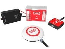 DJI Naza-m Lite Multi-rotor de Control de Vuelo Del Sistema con GPS Brújula BEC Módulo LED All-in-One Design Naza M Multirotor Todo en uno