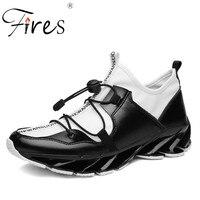 터짐 남성 실행 신발 편안한 트렌드 신발