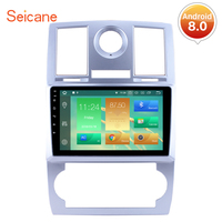 Seicane Android 8.0/8.1 Quad core/8 core Car GPS Navigation Radio Multimedia Player For 2004 2005 2006 2008 Chrysler Aspen 300C