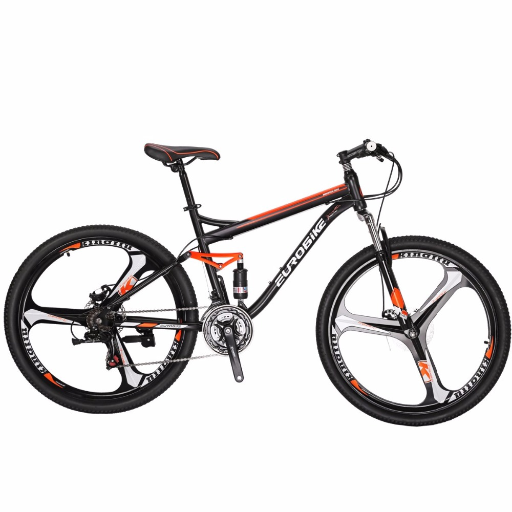 Mountain Bike EUROBIKE S7 MTB 27.5