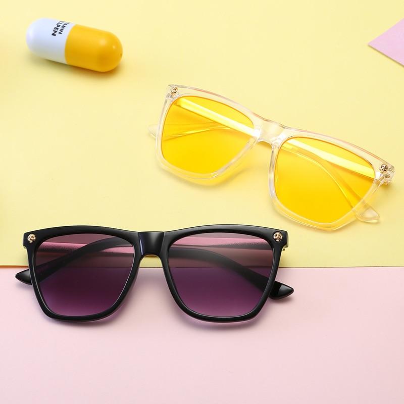 Freundschaftlich Neue Retro Platz Shantou Kinder Sonnenbrille Retro Baby Kinder Sonnenbrille Jungen Mädchen Festival Occhia Oculos De Sol Feminino Diversifizierte Neueste Designs