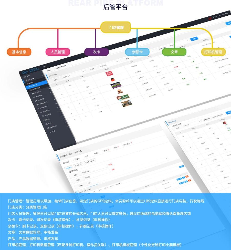 微擎功能模块 华易门店会员卡营销V1.1.6