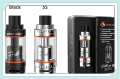 Geek Vape Griffin 25 RTA Tank Top Airflow Version 6 ml e-juice capacity support single coil and dual coil