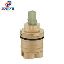 SOGNARE NEW 35mm Ceramic Cartridge Faucet Cartridge Mixer with Distributor with Filter Faucet Valve Core Replacement Part D51(China)