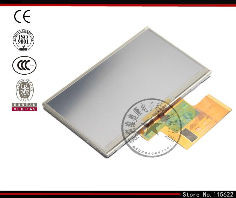 Original (PRC) 5,0 zoll LCD display mit Touchscreen Digitizer Für TomTom XXL...