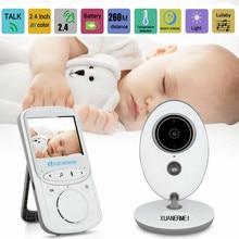Xuanermei Wireless LCD Audio Video Baby Monitor VB605 Radio Nanny Music font b Intercom b font