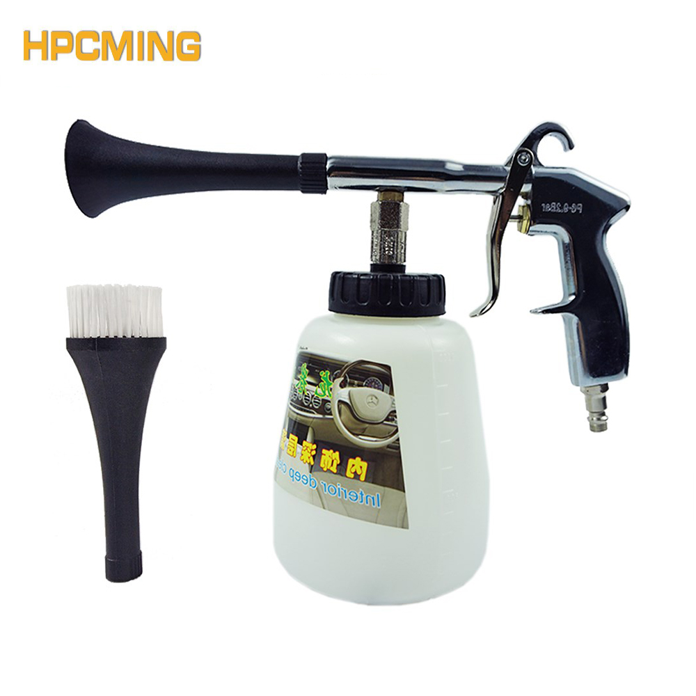 2018 Promotion New Arrival Gs Foam Lance Tornador Interior Deep Cleaning Gun Car Wash With Brush (mofl003)