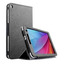 Para Huawei Mediapad T1 T1-701/T1-701U/T1-701W 7.0 pulgadas Tablet Ultra Delgado Mangetic Cierre Flip Soporte de Cuero de LA PU Caso de la cubierta
