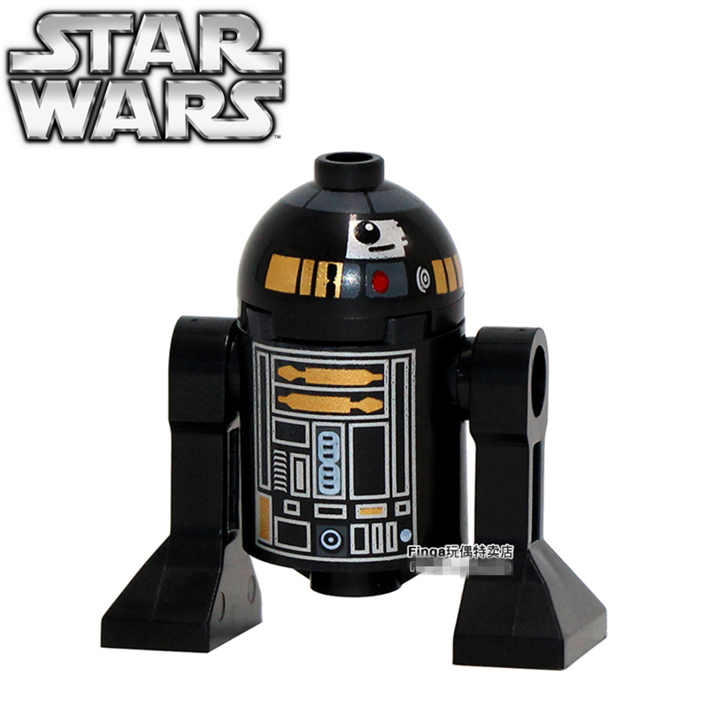Singlesale star wars black r2d2 robot bb8 c3po kf044 death - Robot blanc star wars ...